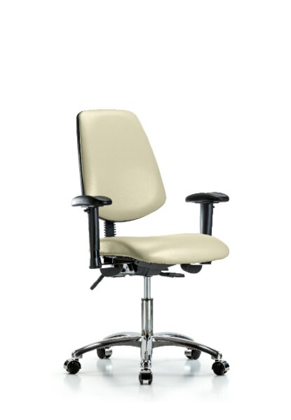 Adira Desk Height Ergonomic Office Chair by Symple Stuff