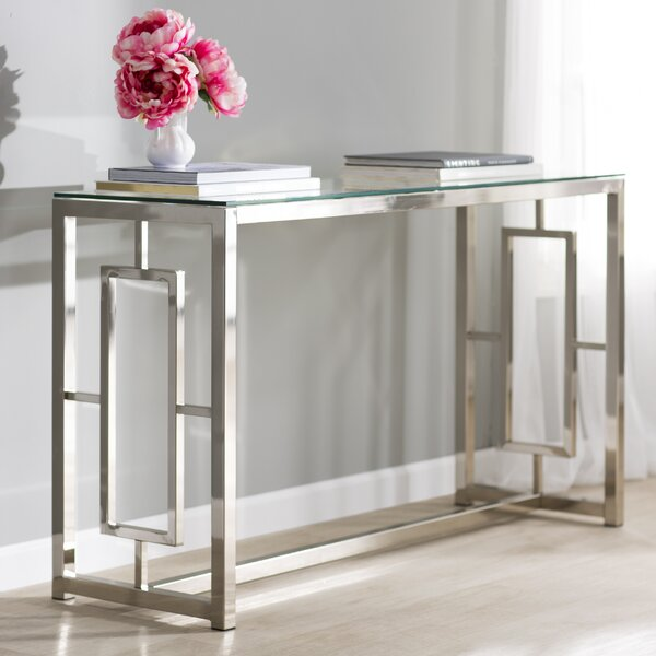 Danberry Console Table by Willa Arlo Interiors