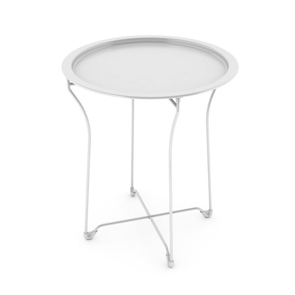 Libba Tray Top End Table By Wrought Studio