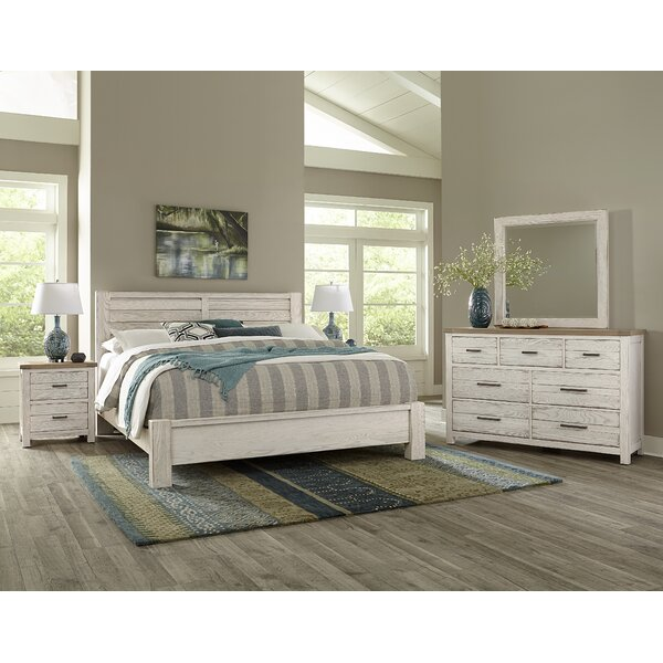 Erving Panel Bed by Darby Home Co