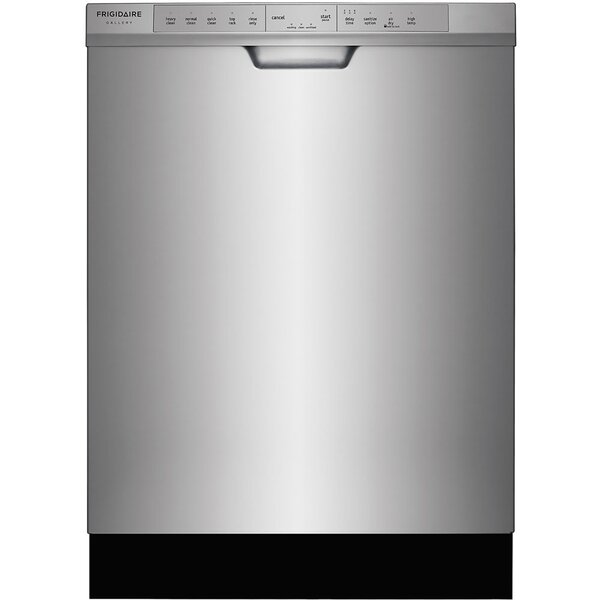 24 54 dBA Built-In Dishwasher with Orbit Clean by Frigidaire