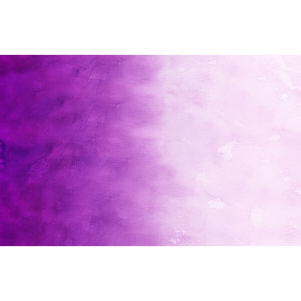 Ombre Purple Area Rug by Manual Woodworkers & Weavers