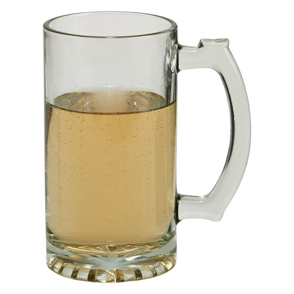 16 Oz. Pint Tankard Glass by Creative Gifts International