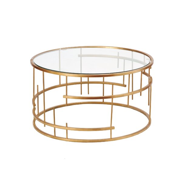 Sirois Coffee Table by Orren Ellis