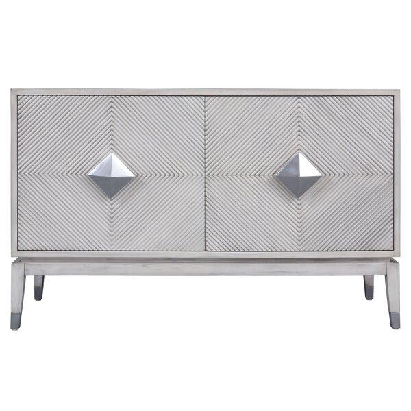 Tindall 2 Door Accent Cabinet by Brayden Studio