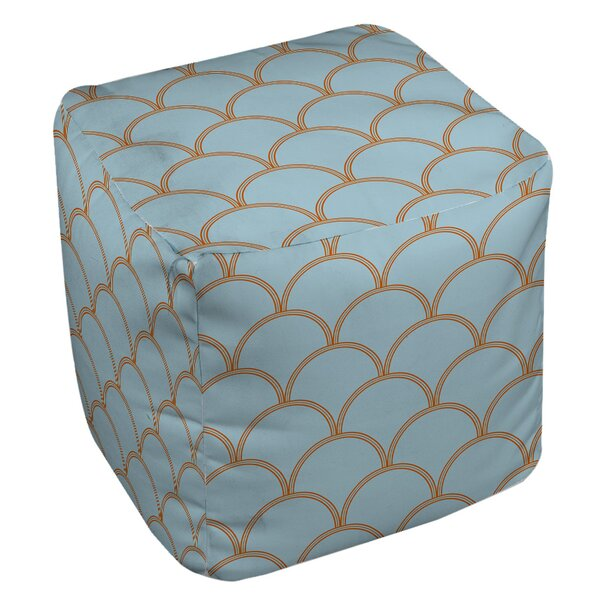 Braggs Pouf by Wrought Studio