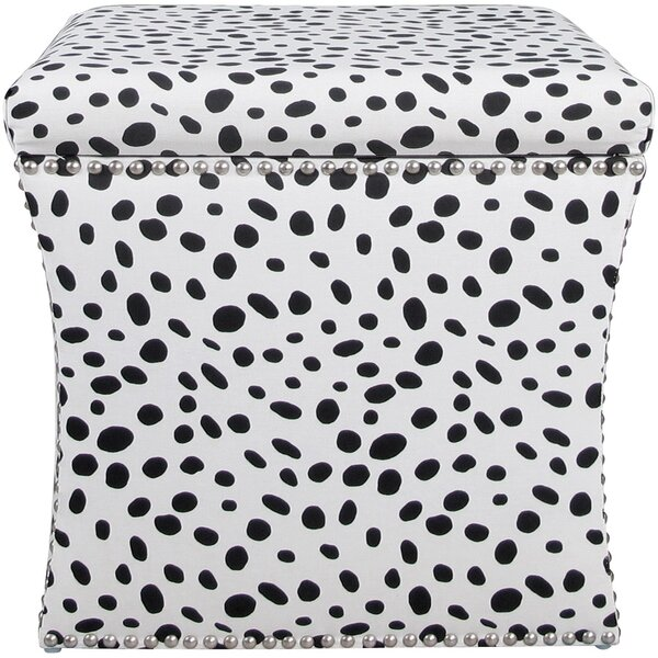 Wicksham Ottoman by Mercer41