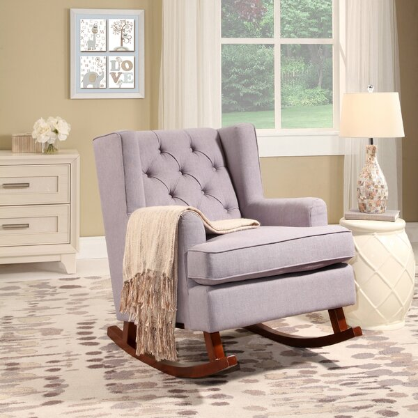 Abree Rocking Chair by Darby Home Co