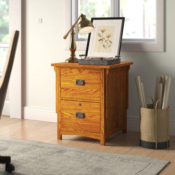 Limon 2-Drawer Vertical Filing Cabinet