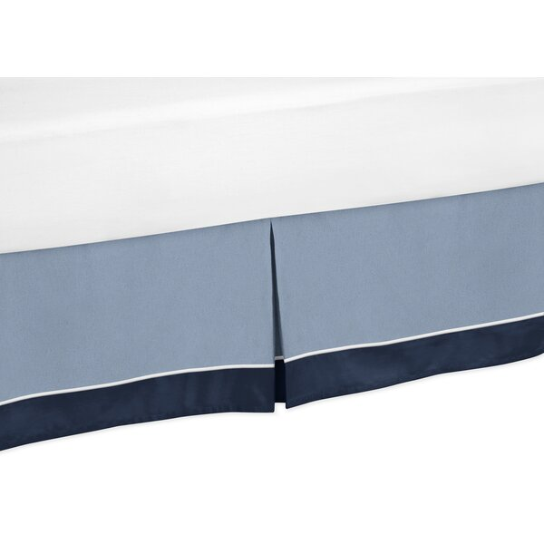 Ocean 200 Thread Count Bed Skirt by Sweet Jojo Designs