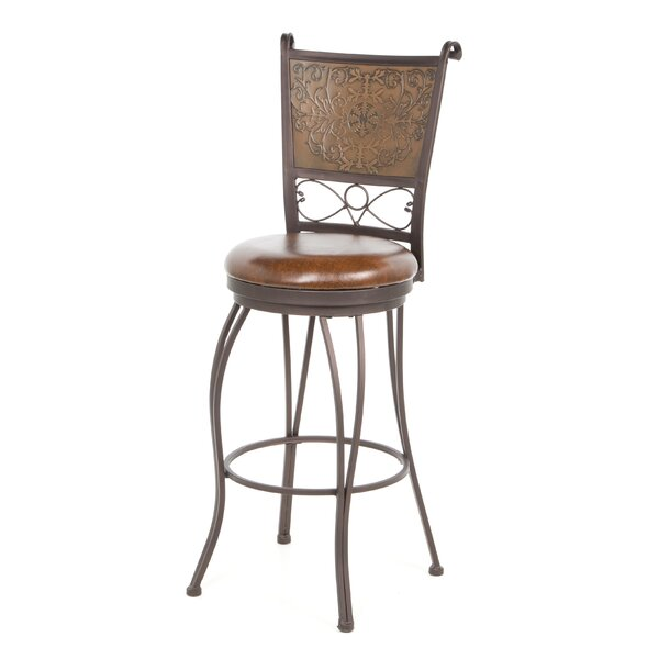 30 Swivel Bar Stool by Powell Furniture