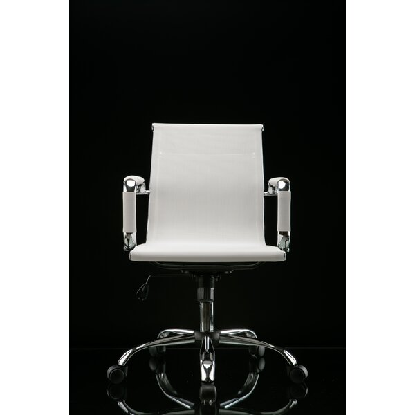 Portwood Mesh Desk Chair by Wrought Studio