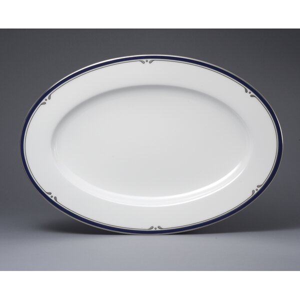 Louis XVI Oval Platter by Oneida