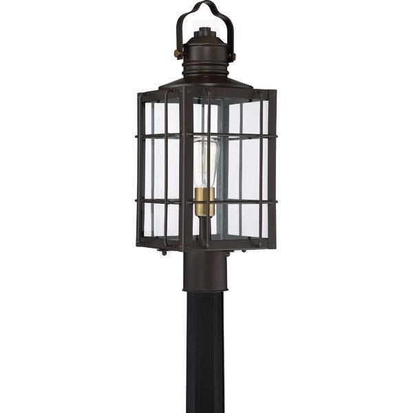 Victorina 1-Light Lantern Head by Longshore Tides