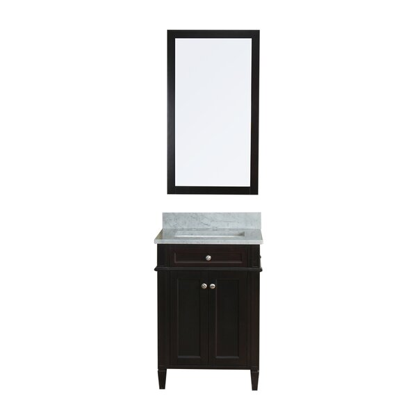 Costillo 24 Single Bathroom Vanity Set with Mirror by Red Barrel Studio