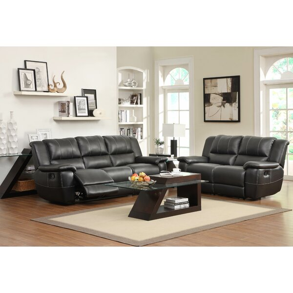 Trivette Reclining Configurable Living Room Set by Latitude Run
