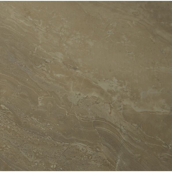Pietra Royal 24 X 24 Porcelain Field Tile in Brown by MSI