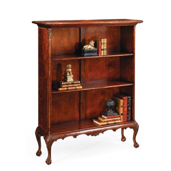 Buckingham Low Standard Bookcase by Jonathan Charles Fine Furniture