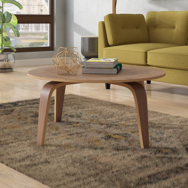 Finnur Coffee Table With Tray Top By Langley Street™