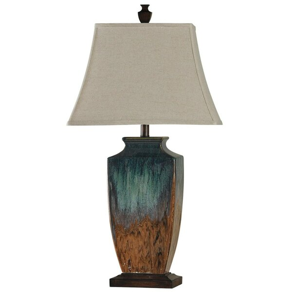 Bristlewood 32 Table Lamp by Alcott Hill