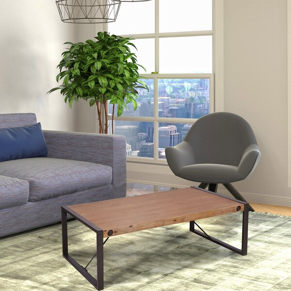 Spurlock Square Coffee Table by Union Rustic Union Rustic