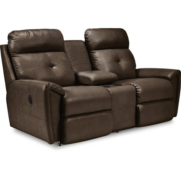 Douglas Reclining Loveseat by La-Z-Boy