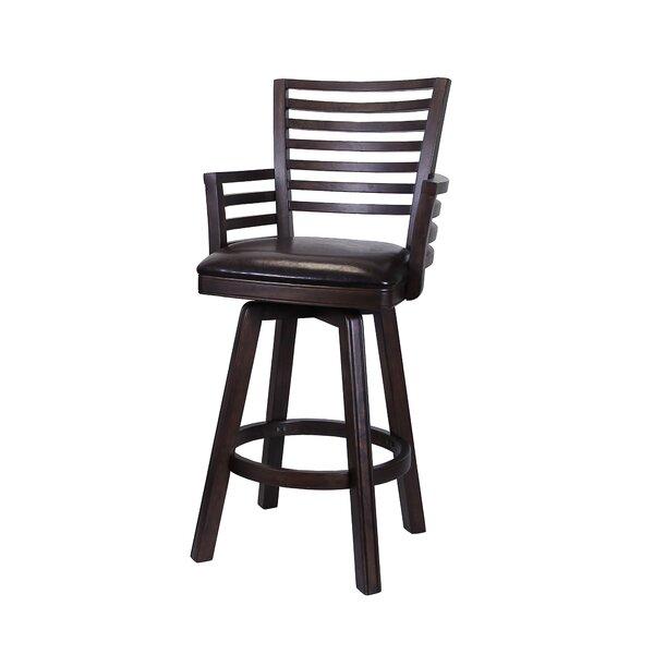 Dempsey 30 Swivel Bar Stool (Set of 2) by ECI Furniture