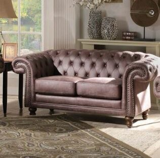 Januario Loveseat by Darby Home Co