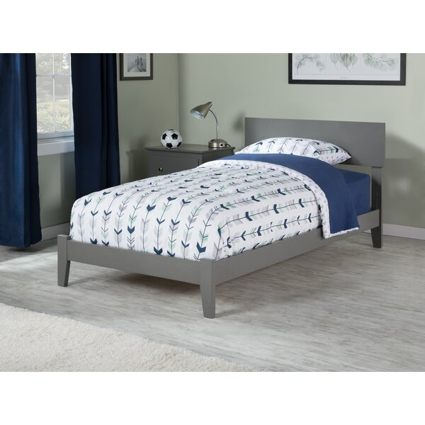 Amodio Panel Bed by Mack & Milo