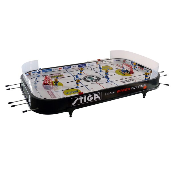 High Speed Hockey Table Game by StigaHigh Speed Hockey Table Game by Stiga