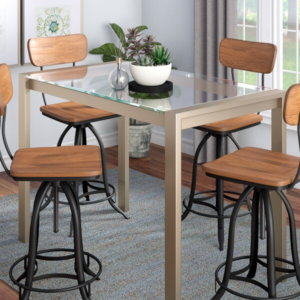 Gary Counter Height Dining Table by Wade Logan