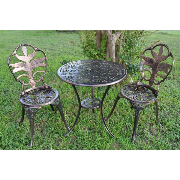 3 Piece Bistro Set By Pier Surplus