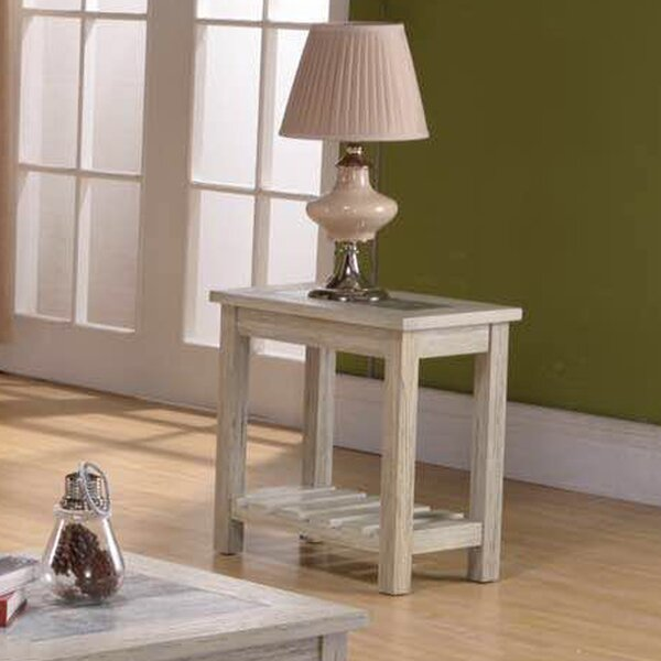 Deese End Table by Highland Dunes