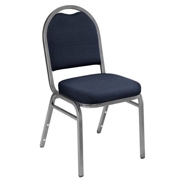 Series 9200 Dome-Back Stacker Chair by National Public Seating