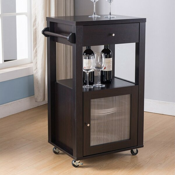 Cecere Movable Kitchen Cart by Winston Porter