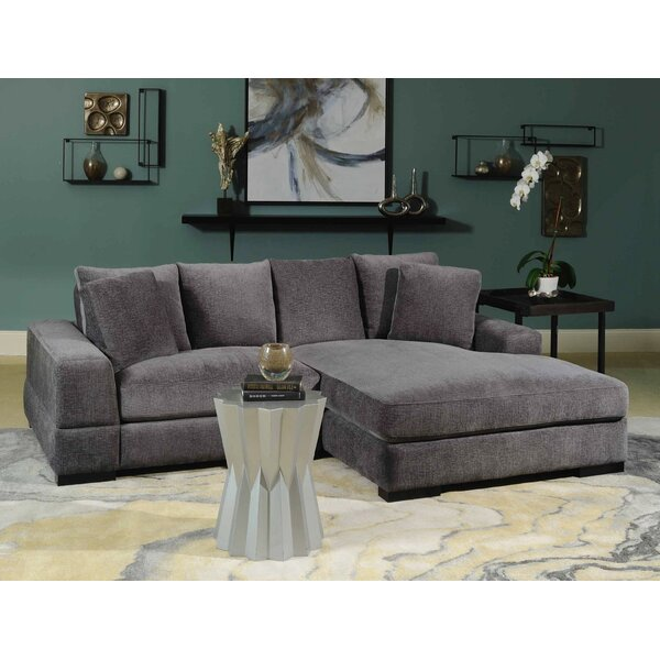 Royst Reversible Sectional With Ottoman By Ivy Bronx