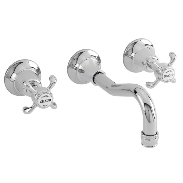 Virginia Lavatory Wall Mounted Bathroom Faucet