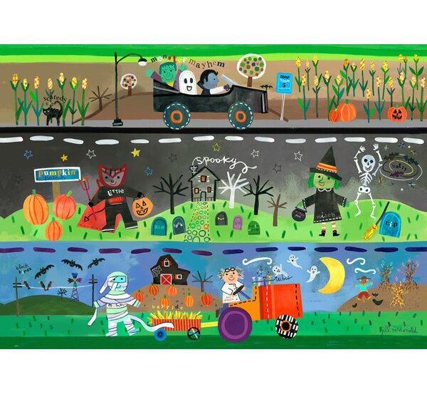 Halloween Children Placemat by Oopsy Daisy