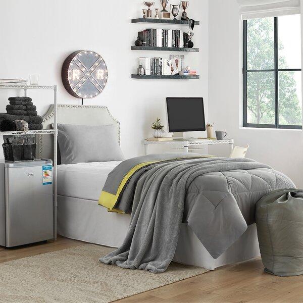 Decker College Dorm Reversible Comforter Set