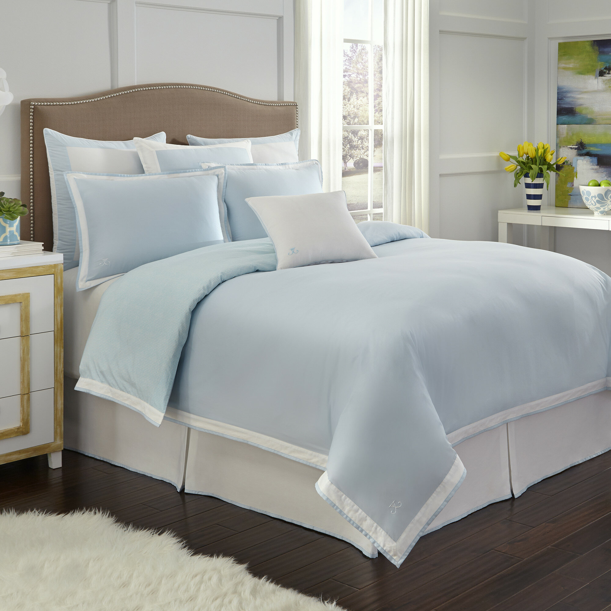 Jill Rosenwald Home Sugarhouse Comforter Set U0026 Reviews | Wayfair