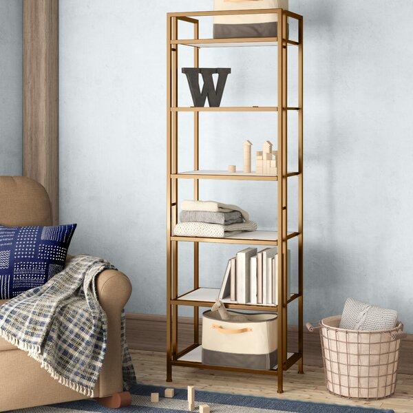 Geomar Etagere Bookcase By Birch Lane™ Heritage Comparison