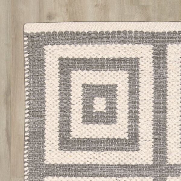 Paltrow Gray/Beige Area Rug by Mercer41