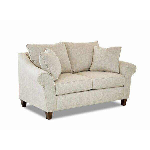 Litzy Loveseat by Wayfair Custom Upholstery™