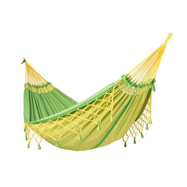 Copa Cotton Tree Hammock by LA SIESTA
