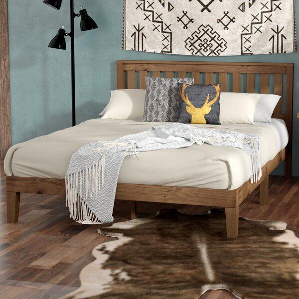 Sison Wood Platform Bed by Loon Peak
