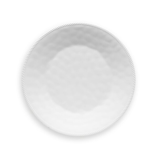 Exmore Melamine Dinner Plate (Set of 6) by Breakwater Bay