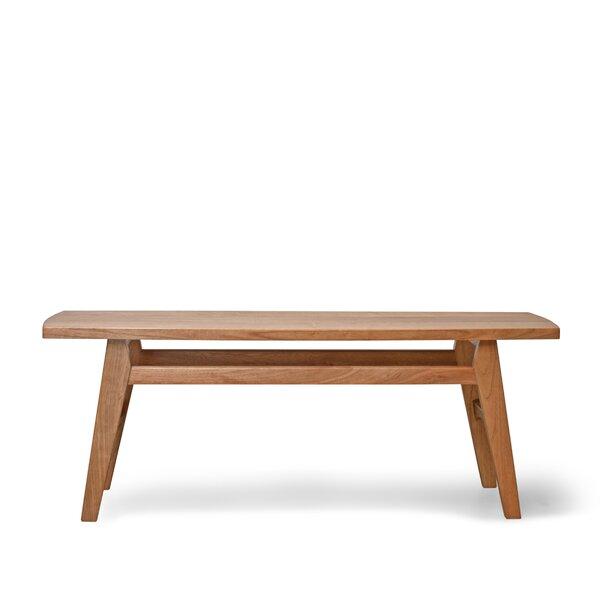 Barbury Wood Bench by Gracie Oaks
