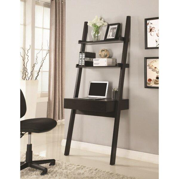 Keiser Ladder Desk with 1 Drawer by Winston Porter