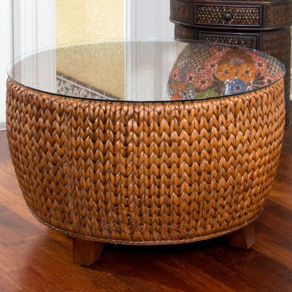 Pringle Coffee Table by Bay Isle Home