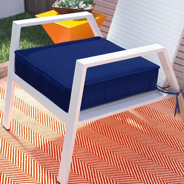 Indoor/Outdoor Lounge Chair Cushion by Brayden Studio